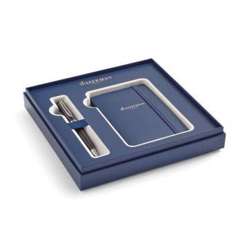 2019834 Подарочный набор Waterman: шариковая ручка+блокнот
