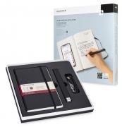 НАБОР MOLESKINE SMART WRITING SWSA (БЛОКНОТ PAPER TABLET LARGE/ РУЧКА SMART PEN+ ELLIPSE)