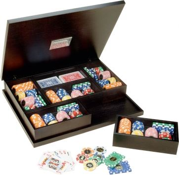Q6100K Набор для покера Renzo Romagnoli (Рензо Ромагноли)