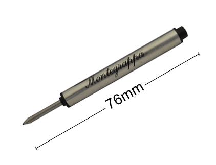 IA01RPFC Стержень для ручки Montegrappa Piccola Rollerball Refill. Черный.