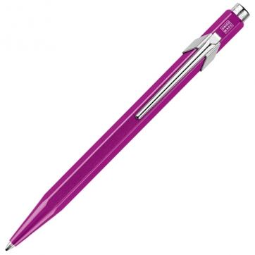 849.850 ШАРИКОВАЯ РУЧКА CARANDACHE OFFICE 849 POP LINE - METALLIC VIOLET