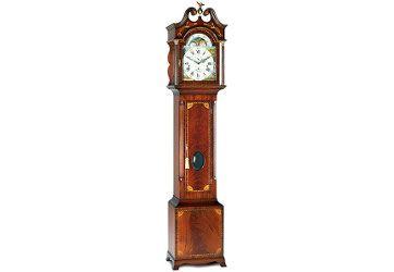 Напольные часы Comitti C2002TCH Gleneagle