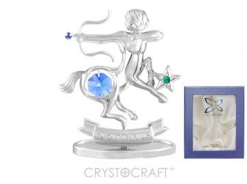 U0265-001-CBLB Сувенир Crystocraft, (СТРЕЛЕЦ)
