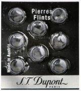 000600-8 Кремний S.T.Dupont (Дюпон). Черный.