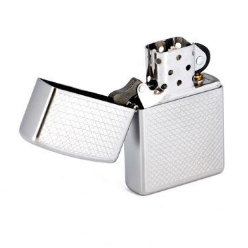 205 Diamond Plate Зажигалка Zippo (Зиппо)