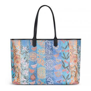 SH1RVES03S Женская сумка-шоппер GOURJI (ГУРЖИЙ)