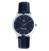 IDE1WAIC Мужские часы Montegrappa (Монтеграппа), ESSENZIALE BLACK DIAL