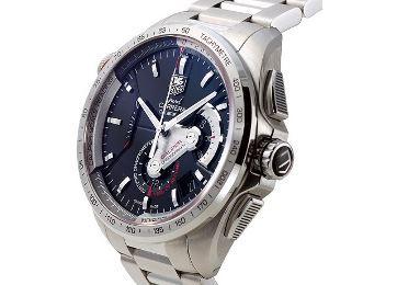 Мужские наручные швейцарские часы Tag Heuer CAV5115.BA0902