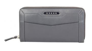 AC508087-7 Женское портмоне на молнии Cross (Кросс)