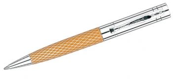 945043 Шариковая ручка Yard-O-Led Esprit Diamond Cut Yellow Lacq