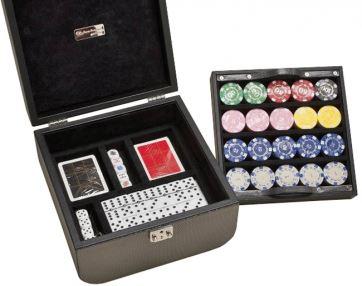 Q4625C Набор для покера Renzo Romagnoli (Рензо Ромагноли)