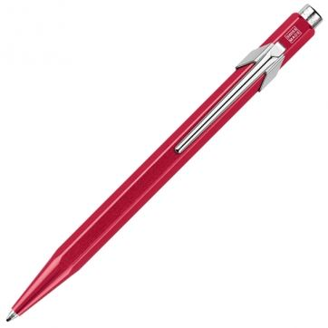 849.780 ШАРИКОВАЯ РУЧКА CARANDACHE OFFICE 849 POP LINE - METALLIC RED