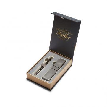 1978327 Подарочный набор Parker (Паркер): ручка+чехол