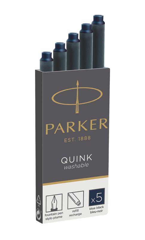 1950385 Картридж Parker (Паркер). Темно-синий.
