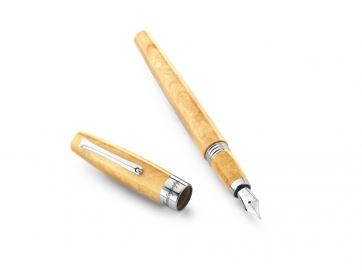 FEL-I-FP-F Перьевая ручка Montegrappa (Монтеграппа), FELICITA КАРАМЕЛЬНОЕ ЗОЛОТО