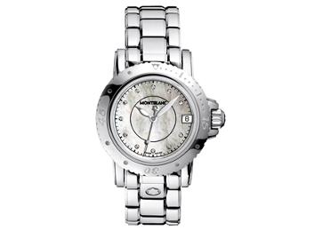 101653 Часы montblanc (монблан)