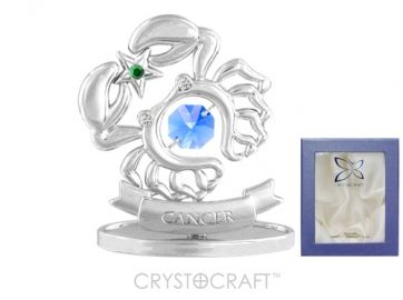 U0260-001-CBLB Сувенир Crystocraft, (РАК)