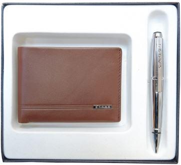 AC018068-3NAB Подарочный набор: портмоне+ручка Cross (Кросс)