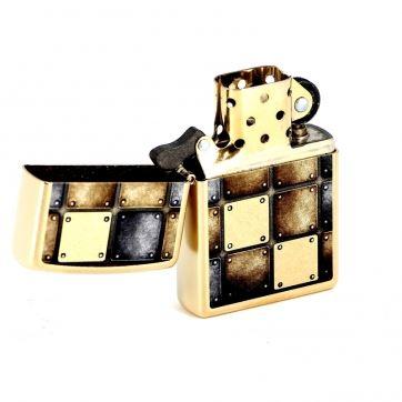 28539 Зажигалка ZIPPO Gold Dust™