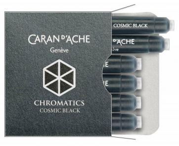 8021.009 Картриджи Caran dache (Карандаш). Черные