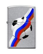 207 RUSSIAN SOCCER Зажигалка ZIPPO