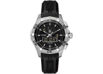 Мужские наручные швейцарские часы Tag Heuer CAF1010.FT8011