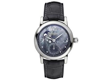 103112 Часы montblanc (монблан)