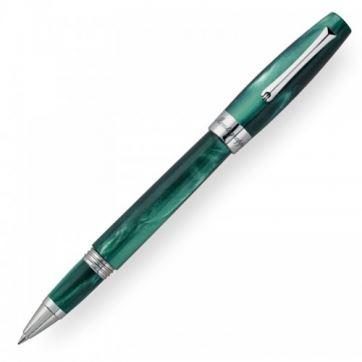 FEL-G-RB Ручка роллер Montegrappa FELICITA - зелёный лес