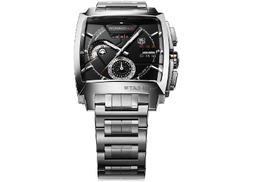 Мужские наручные швейцарские часы Tag Heuer Monaco CAL2110.BA078