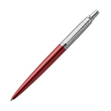 1953187 Ручка шариковая Parker (Паркер), Jotter Kensington Red CT
