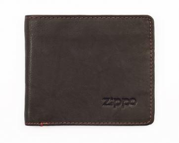 2005118 Горизонтальное кожаное портмоне ZIPPO